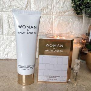Woman by Ralph Lauren set